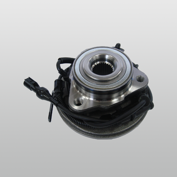 Third generation hub bearing unit